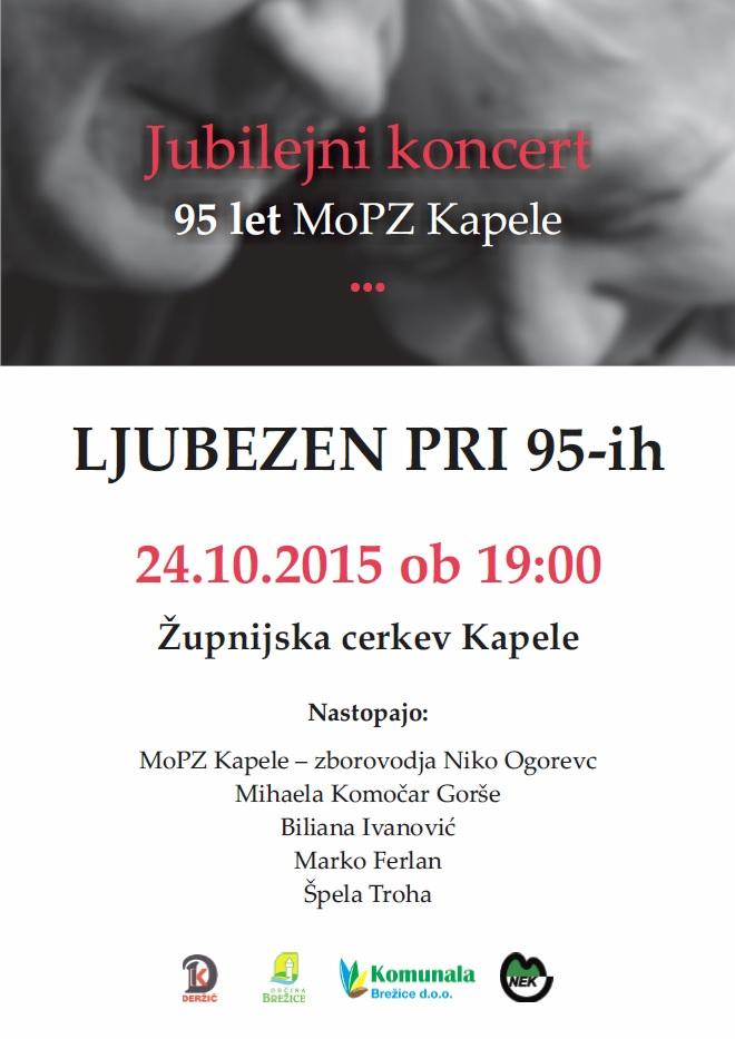95 let MoPZ Kapele